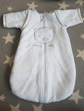 Schlafsack Baby Winter Warm Abnhembare Ärmel 60cm