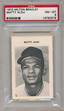 Matty Alou 1972 Milton Bradley PSA 8 (NM-MT)