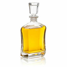 Bormioli Rocco Capitol Whiskey Decanter Glass Ware Home Party Table Wine Sherry
