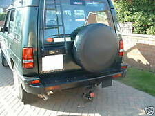 Land Rover Landrover Discovery Spare Wheel Cover Covers  NEW