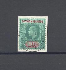 CAYMAN ISLANDS 1907 SG 34 USED Cat £250