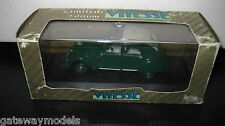 1.43 EARLY VITESSE CITROEN 2CV ENGLAND 1953-54 GREEN WITH OPEN ROOF OLD STOCK