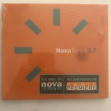 Nova Tunes 2.7 cd 20 titres neuf sous blister
