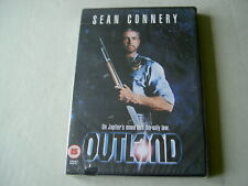 OUTLAND new sealed UK DVD Peter Hyams Sean Connery Boyle Frances Sternhagen