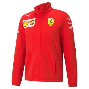 Scuderia Ferrari Formel 1 Softshelljacke SF Team Racing von Puma 2020