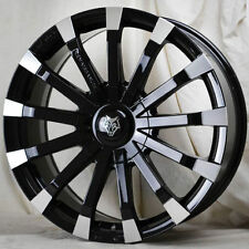 WolfRace Rims with 6 Studs