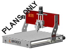 3 Axis CNC Router Table Milling, Drilling and Engraving machine Diy Plans