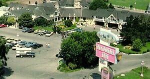 Vintage Postcard - Aerial View Of The MADONNA INN San Luis Obispo CA  #7933