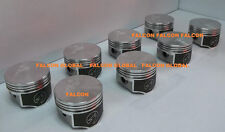 Speed Pro/TRW Oldsmobile/Olds 350 W31 Forged Flat Top Coated Pistons Set/8 +.030