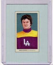 MARCEL DIONNE 10/11 ITG Decades 1980s 100 Years Collecting Insert #54 Kings