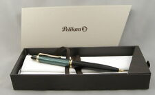 Pelikan D400 Green Stripe, Black & Gold 0.7mm Pencil - New In Box - Germany
