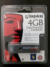 Qty of 33 - Kingston 4GB USB Flash Drive DataTraveler Locker