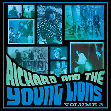 Richard and the Young Lions : Volume 2 CD (2019) ***NEW*** Fast and FREE P & P