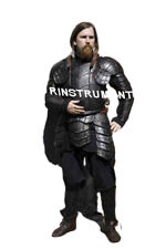 Medieval BreastPlate Dark Drake Cuirass Cosplay Costume Plated Knight Armor