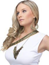 Moneda de Princesa Árabe diosa Cleopatra Egipcio Collar Y Aretes Fancy Dress