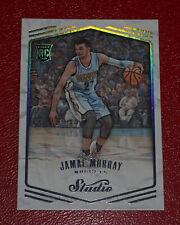 Jamal Murray 2016-17 Panini Studio Sketch SSP Rare Case Hit Rookie RC Nuggets