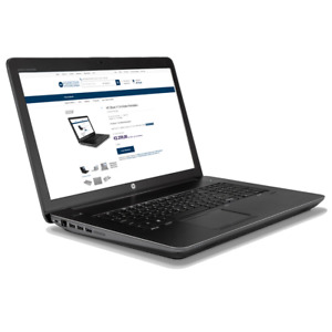 "HP ZBook 17 G4 Xeon E3-1535M v6 17.3"" UHD Dreamcolor 32GB RAM P5000 1TB NVMe"