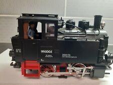 More details for locomotive  l.g.b. gauge g black.