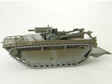 Wespe 72069 1/72 Resin WWII German Armoured Tank LVT 4 Buffalo/105mm Howitzer