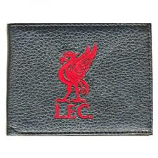 Embroidered Leather LIVERPOOL FC Football Club Wallet Fan Player Present GIFT