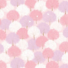 Contact Paper Pink Forest Wallpaper Ideas Kids Room Self Adhesive Rolls Stickers