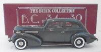 Brooklin Models 1/43 Scale BC019 - 1937 Buick 2-Door Plain Back Sedan Grey