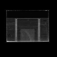 1 x Turntable Azimuth Einstellungs Lehre Schablone für Tonabnehmer Headshell LP