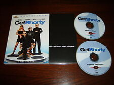 GET SHORTY(DVD,1995,WS)~2disc Collector's Ed~JOHN TRAVOLTA~RENE RUSSO~RENE RUSSO