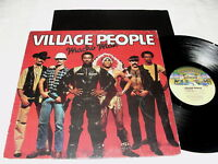 "Village People ""Macho Man"" 1978 Pop LP, VG+, Original Casablanca Pressing"