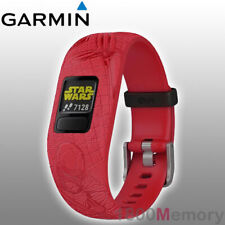 Garmin VivoFit Jr Junior 2 Fitness Activity Tracker Star Wars Dark Side Red
