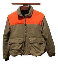 Cabela's Men's Medium M Upland Outdoor Game Hunting Zip Off/up Jacket Coat Vest