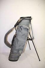 Vtg Sun Mountain Eclipse 4-way Stand Golf Bag - 1ST GOLF BAG W/ LEGS! 4.5 lbs!!