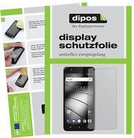 2x Folie für Gigaset GS270 Plus Schutzfolie matt Displayschutz Display Schutz