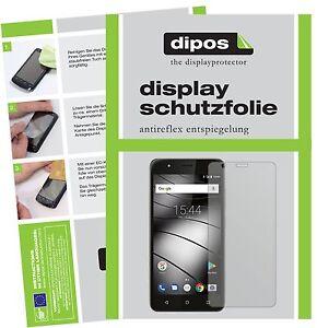 2x Schutzfolie für Gigaset GS270 Plus matt Displayschutzfolie Display Schutz