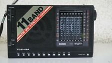 TOSHIBA RP-F11 Tragbares Weltempfänger Radio