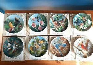 Birds of Your Garden Knowles (8) Kevin Daniel Plates Encyclopedia Britannica