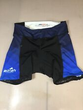 Borah Teamwear Womens Tri Triathlon Shorts Xlarge Xl (6910-129)