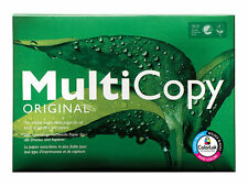 MultiCopy Size A4 White Multipurpose Paper Card 160gsm 1250 Sheets