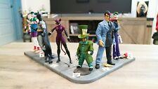 Dc Direct Batman Long Halloween Series 1 Action Figure lot