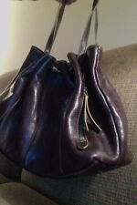 ***Kenneth Cole Brown Leather Handbag. Great Condition !!!