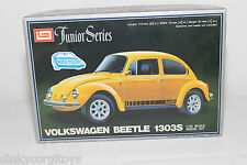 IMAI KIT B-1321 B1321 VW VOLKSWAGEN BEETLE KAFER 1303S 1303 S YELLOW MINT BOXED
