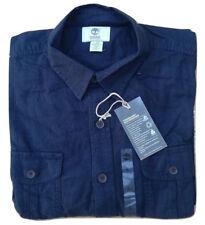 Camisas y polos de hombre negras Timberland   Compra online