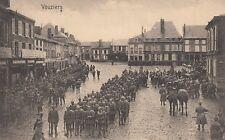 Ansichtskarte Frankreich  Vouziers  Soldaten