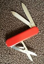 RARE WENGER 75MM VIP SWISS ARMY KNIFE TOOL BLADE SCOUT POCKET KNIFE TSA
