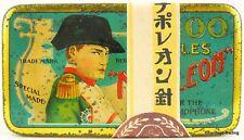 NAPOLEON brand gramophone needle tin. *FACTORY SEALED - JAPANESE*