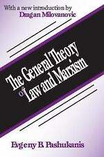 The General Theory of Law and Marxism (Law & Society), , Pashukanis, Evgeny Bron