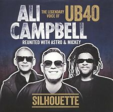 Silhouette The Legendary Voice Of UB40 - Reunited With Astro  Mickey