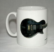 Guitar Mug. James Hetfield's ESP JH-3 illustration.