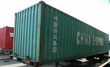 40 High Cube Steel Cargo Shipping Storage Container Baltimore MD Containers