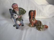 Vintage 60's ceramic  figurines